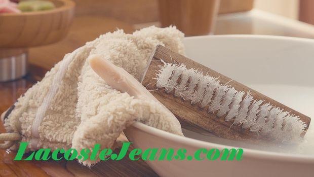 Teknik Mencuci Celana Jeans Menggunakan Perasaan Lemah Lembut